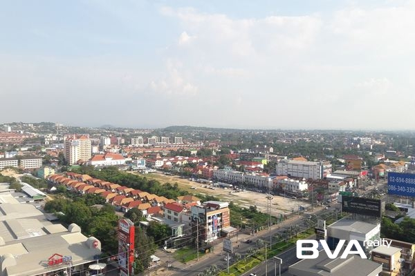 condo for rent Pattaya South Pattaya The Trust Condo
