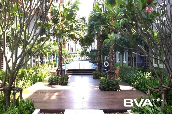 The Trust Residence Pattaya Condo For Rent Central Pattaya