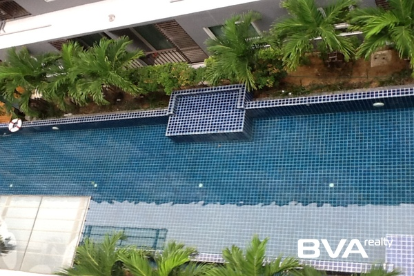 Pattaya Condo For Rent The Trust Residence Central Pattaya