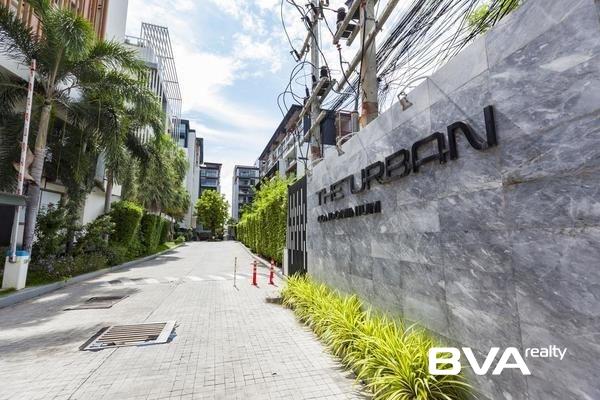 condo for rent Pattaya Central Pattaya The Urban