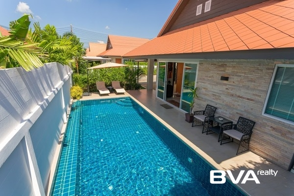 Pattaya House For Sale The Ville East Pattaya