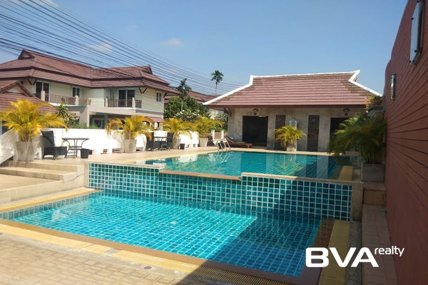 Tropical Village Pattaya House For Rent East Pattaya