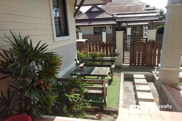 house for rent Pattaya East Pattaya Tropical Village