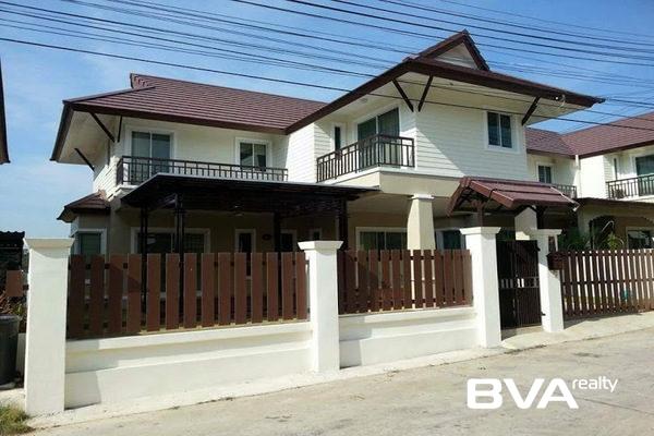 house for sale Pattaya East Pattaya Tropical Village