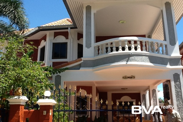 Pattaya House For Rent Tw City Home East Pattaya