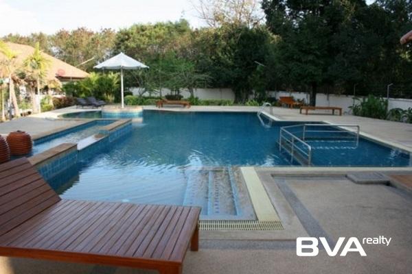 Pattaya House For Rent Tw Palm Resort Jomtien