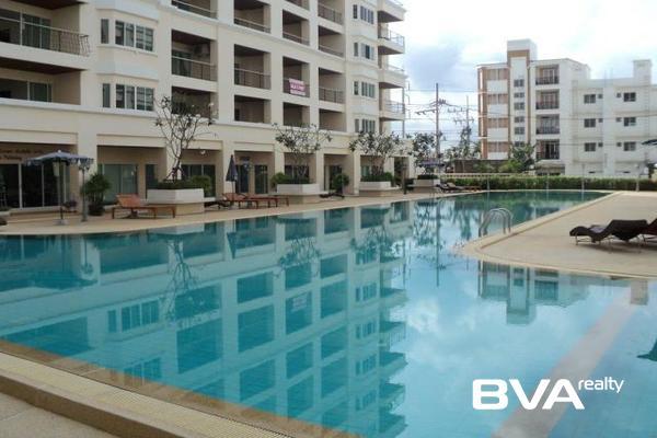 Pattaya Condo For Rent Tw Palm Resort Jomtien