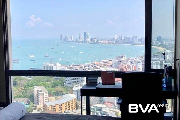 Unixx Pattaya Condo For Rent Pratumnak