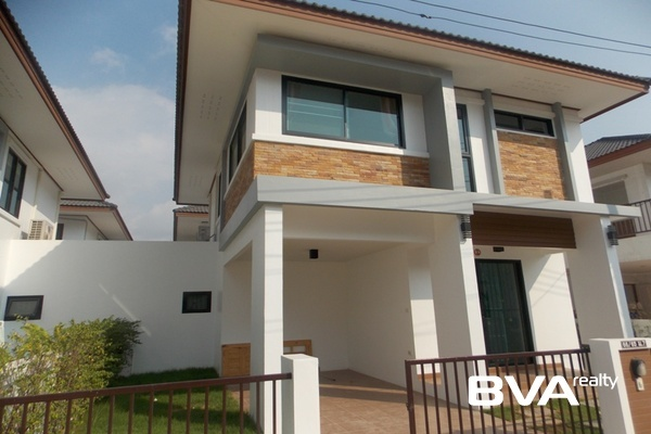 Pattaya House For Sale Uraiwan Park View East Pattaya