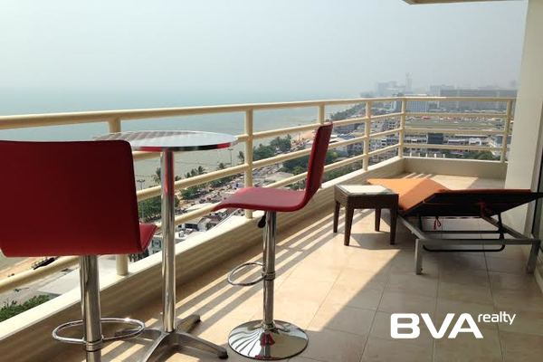 Pattaya Condo For Rent View Talay Eight Jomtien