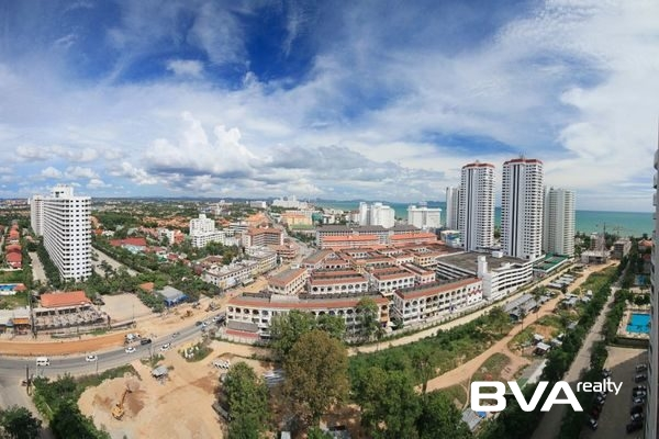 View Talay Five – D Pattaya Condo For Sale Jomtien