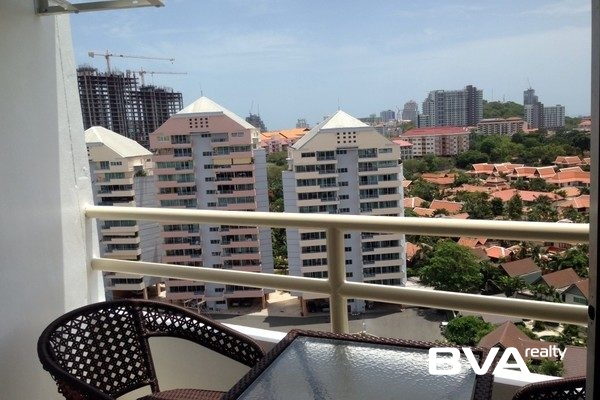 condo for rent Pattaya Jomtien View Talay One - B