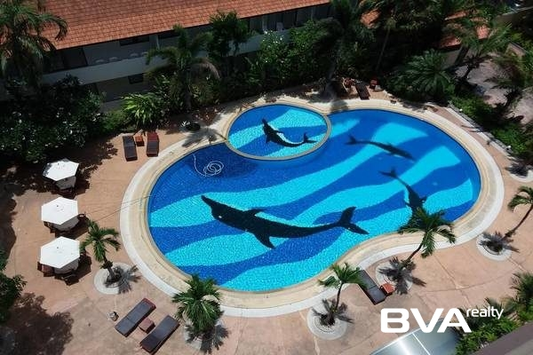 condo for rent Pattaya Jomtien View Talay Residence 1