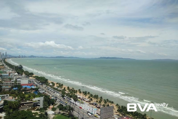 Pattaya Condo For Rent View Talay Seven Jomtien