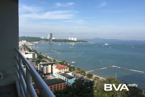Pattaya Condo For Rent View Talay Six Central Pattaya