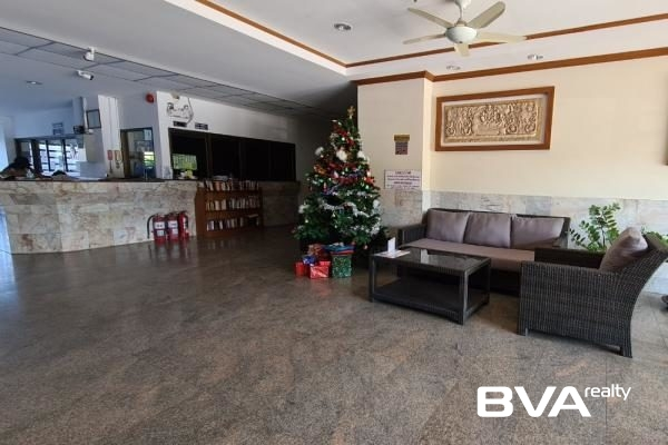 condo for sale Pattaya Jomtien View Talay Two - A