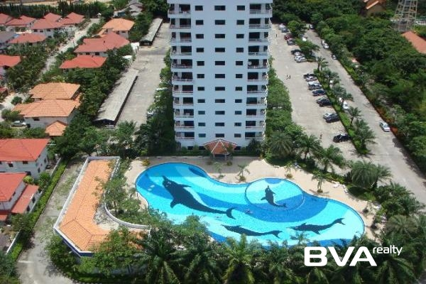 Pattaya Condo For Rent View Talay Two – B Jomtien