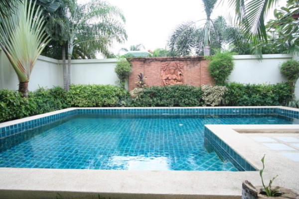 View Talay Villas Pattaya House For Rent Jomtien