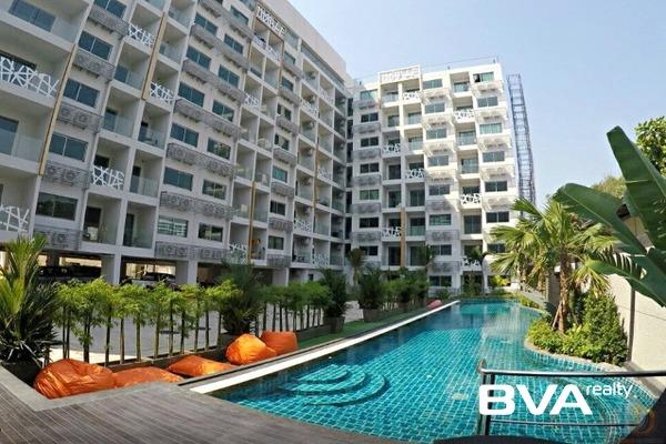 Pattaya Condo For Rent Water Park Pratumnak