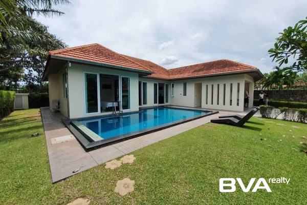 house for rent Pattaya East Pattaya Whispering Palms