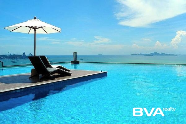 Pattaya Condo For Rent Wongamat Tower North Pattaya
