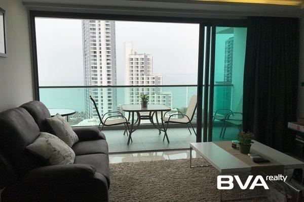 Wong Amat Tower Pattaya Condo For Rent North Pattaya