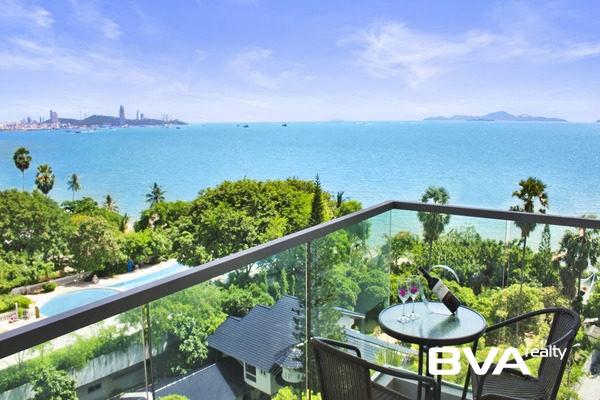 Wong Amat Tower Pattaya Condo For Sale North Pattaya