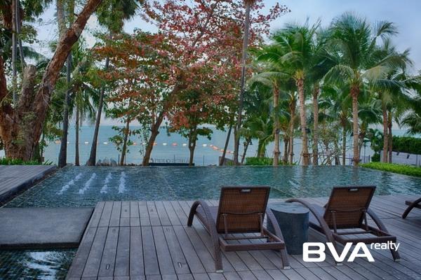 Zire Wongamat Pattaya Condo For Rent North Pattaya